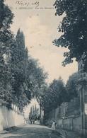 CPA - Belgique - Gembloux - Rue Des Remparts - Gembloux
