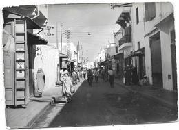 RABAT  (Maroc) Photo Originale  De Janvier 1958       COMBIER Imp  à MACON - Places