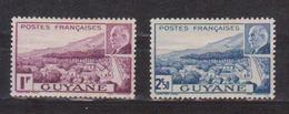 GUYANE       N° YVERT   172/173     NEUF SANS CHARNIERES     ( NSCH 1/28 ) - Französisch-Guayana (1886-1949)