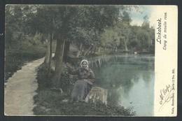 +++ CPA - LINKEBEEK - Etang Du Moulin Rose - Nels  Série 11 N° 361 - Couleur 1903   // - Linkebeek