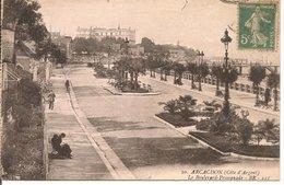 L35B163 - Arcachon - Le Boulevard Promenade - BR  N°20 - Arcachon