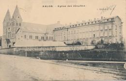 CPA - Belgique - Arlon - Eglise Des Jésuites - Arlon