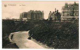 Folkestone, Les Hotels (pk55896) - Folkestone
