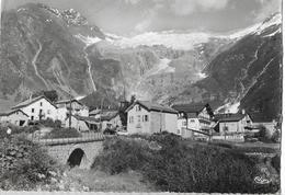 LE TOUR - CHAMONIX - Le Village Et Son Glacier - Autres Communes