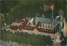 LOVENJOEL :  Salve Mater  :  - Vue Aérienne  (  Format 15 X 10.5 Cm ) - België