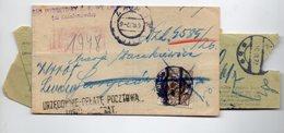 Poland Ukraine Lwow 7 Postage Due - 1919-1939 Republic
