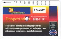 COLOMBIA A-119 Magnetic Telecom - Used - Kolumbien