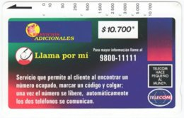 COLOMBIA A-120 Magnetic Telecom - Used - Kolumbien