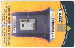 COLOMBIA A-132 Chip Telepsa - Communication, Phone Booth - Used - Kolumbien