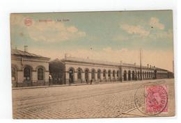 MOUSCRON  La Gare   LEGIA 1921 - Moeskroen