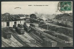 Dijon - Vue Panoramique De La Gare - RG 19 - Voir 2 Scans - Dijon