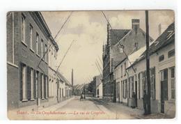 Bazel  Basel   De Cruybekestraat - La Rue De Cruybeke 1914 - Kruibeke