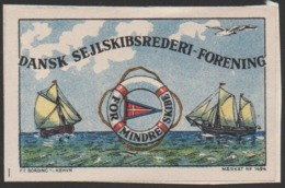 Denmark, Poster Stamp, Maerkat Nr. 1494, Mounted! - Local Post Stamps