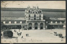 Dijon - La Gare De Dijon-Ville - ND Phot. N° 238 - Voir 2 Scans - Dijon