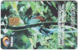 MEXICO A-659 Chip Telmex - Animal, Bird - Used - Mexique