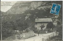 LE SALEVE - Route Du Pas De L'échelle - France