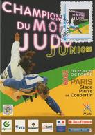 JUDO Champt Du Monde Junior à Paris - Judo