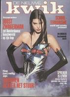 DE NIEUWE KWIK - N° 1437- Okt Nov. 1989 - Artikels - Humor - Erotiek Met Kwik Meisje Van De Week & Kwik Poster - Revues & Journaux
