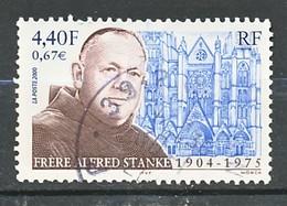 TIMBRE - FRANCE - 2000 - Nr 3349 - Oblitere - Oblitérés