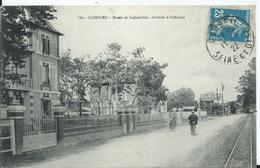 CABOURG - Route De Sallenelles - Arrivée à CABOURG - Cabourg