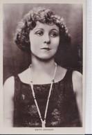Edith Johnson.   Actress.   Picturegoer Series.    (Card Number 192).    RPPC. - Actors