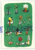 """Vanessa Hié. """"Plein De Bisous"""". Editions Cartes D'Art - Illustrateurs & Photographes"""