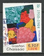 TIMBRE - FRANCE - 2000 - Nr 3350 -Oblitere - Oblitérés