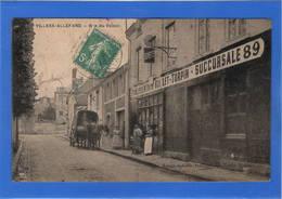 51 MARNE - VILLERS ALLERAND Rue Du Voisin - Francia