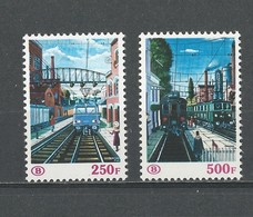 Belgique: CF 459/ 460 ** - 1952-....