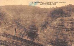 Decazeville (12) - L'Extraction Du Charbon à Ciel Ouvert à La Découverte De Lasalle - Decazeville