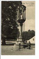 CPA - Carte Postale --BELGIQUE Braine-le-Château - Le Pilori VM 1928 - Kasteelbrakel