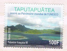 French Polynesia 2018 MNH 100f - Polinesia Francese
