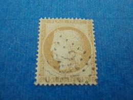 """1849-1850- Timbre Oblitéré N°  55  Bistre     """" Ceres""""   """"losange Gros Chiffres""""      3 Euros           Photo   2 - 1849-1850 Ceres"""
