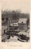 Porte Méaulens  -  Arras - Arras