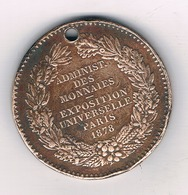 TOKEN /MEDAILLE 1878 FRANKRIJK /2964/ - Frankreich