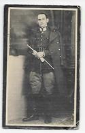 Souvenir Soldat L Vandenhaute 2° Lanciers Everbeek (Brakel) Dcd Vreren (Tongeren) 1940 Guerre 40-45 - Décès