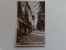 1957 Black And White  Postcard - The Pantiles, Tunbridge Wells - England