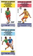 Ref. 27528 * NEW *  - CAMEROUN . 1984. EUROPEAN FOOTBALL CHAMPIONSHIP. CAMPEONATOS DE EUROPA DE FUTBOL - Camerún (1960-...)