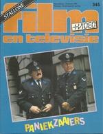 FILM EN TELEVISIE Nr. 345 - 1986 - STALLONE - PANIEKZAAIERS ( GASTON EN LEO ) - Cinéma & Télévision