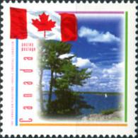 Ref. 130595 * NEW *  - CANADA . 1995. 30 ANIVERSARIO DE LA CREACION DEL EMBLEMA NACIONAL - Nuevos
