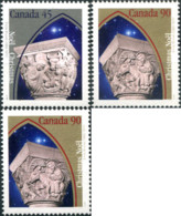 Ref. 300353 * NEW *  - CANADA . 1995. CHRISTMAS. NAVIDAD - Unused Stamps