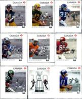 Ref. 288042 * NEW *  - CANADA . 2012. CENTENARIO DE LA COPA GREY - 1952-.... Reign Of Elizabeth II