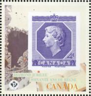 Ref. 370195 * NEW *  - CANADA . 2012. 60TH ANNIVERSARY OF THE REIGN OF ELIZABETH II. 60 ANIVERSARIO DEL REINADO DE  ISAB - 1952-.... Reign Of Elizabeth II