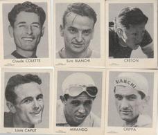 """Six Photos """"Miroir-Sprint"""" De Coureurs Du Tour De France Des Années 60. - Vieux Papiers"""