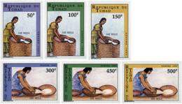 Ref. 72083 * NEW *  - CHAD . 1997. BASIC SET. SERIE BASICA - Tchad (1960-...)