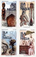 Ref. 82344 * NEW *  - CHILE . 2000. ISLA DE PASCUA - Chile