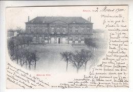 SP- 55 -  ETAIN - Hôtel De Ville - Precurseur - Timbre - Cachet - 1900 - - Etain