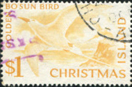 Ref. 286662 * USED *  - CHRISTMAS Islands . 1963. DIFFERENT CONTENTS. MOTIVOS VARIOS - Christmas Island