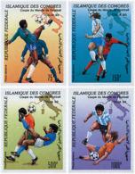 Ref. 73162 * NEW *  - COMORO Islands . 1990. FOOTBALL WORLD CUP. ITALY-90. COPA DEL MUNDO DE FUTBOL. ITALIA-90 - Isole Comore (1975-...)