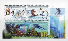Ref. 570254 * NEW *  - COMORO Islands . 1999. ANGLING. PESCA DEPORTIVA - Comores (1975-...)
